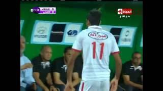 """شاهد... ماذا فعل محمود كهربا بعد خروجه من المباراة وتبديله """" الزمالك vs الأهلي """""""