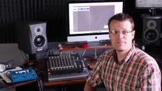TC-Helicon - Mixer Setup, Gain Staging and Vocal Processors