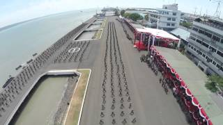 Biggest Military Parade in ASEAN 2017, 69th Anniversary of TNI ( Indonesian Armed Force) HD