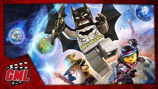 LEGO DIMENSIONS - FILM COMPLET FRANCAIS
