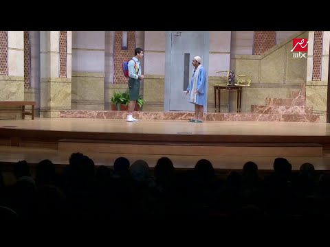 Xxx Mp4 مسرح مصر محمد أنور يهدد بالإنسحاب من المسرحية بسبب ضرب أوس أوس أشرف عبدالباقي يتدخل 3gp Sex