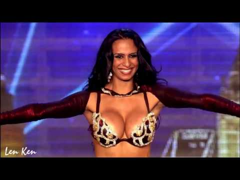 Belly Dancers On Got Talent - Amazing Belly Dancing