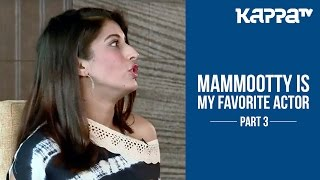 Mammootty is My Favourite Actor - Kunal & Divina - I Personally - Kappa TV