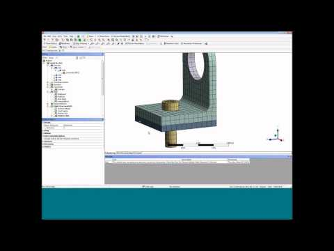 Xxx Mp4 Working With APDL Commands In ANSYS Workbench CAE Associates 3gp Sex
