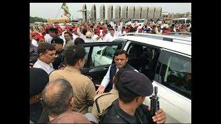 औरैया प्रकरण: पूर्व सीएम अखिलेश यादव  हिरासत में II Akhilesh Yadav is arrested in Unnao