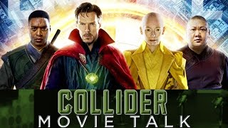 Doctor Strange Dominates Box Office, Are X-Men Movies Killing The Comics? - Collider Movie Talk
