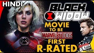 BLACK WIDOW Movie To Be Marvel Studios