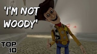 Top 10 Scary Toy Story Theories