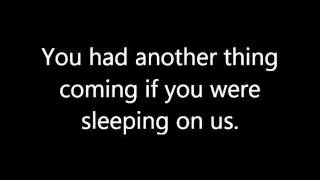 A Day To Remember - City of Ocala (Lyrics on-screen)