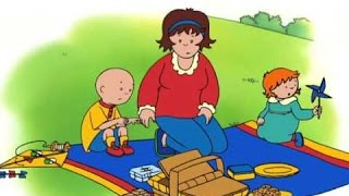 ᴴᴰ BEST ✓ Caillou - Comic Caper! | Hide and Seek | Caillou