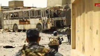 حصري- فرانس24 ترافق مغاوير الشرطة الاتحادية في تحرير حي الزنجيلي