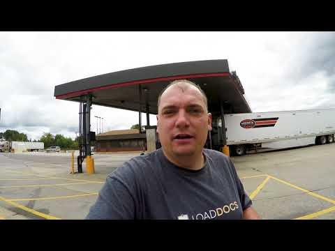 TRUCKER RUDI 09.06.17 Vlog#1183