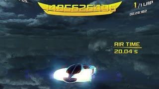 Asphalt 8 - Breaking the Speed of Light (1079252848.8 km/h+)