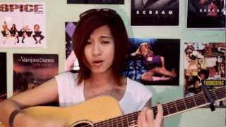 """Steph Micayle - """"Want you back"""" Cher Lloyd acoustic cover"""