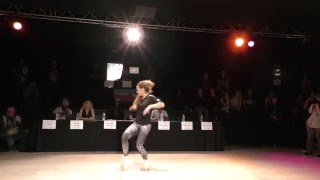 Festival Dame Mas 2016 (Mars 2016), petit show de Agnes Coppey – www.salsa-guide.fr