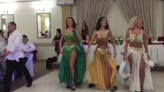 Dansatoare oriental Targoviste , Trupa Sweet by Mc Geo Tel :0765.435.429 www.mcgeo.ro