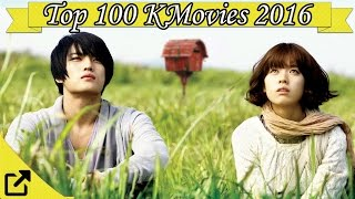 Top 100 Korean Movies 2016 (All The Time)
