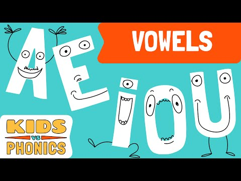 Xxx Mp4 Short Vowels A E I O U Fun Phonics Learn To Read Kids Vs Phonics 3gp Sex