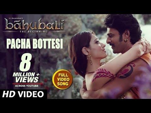 Xxx Mp4 Baahubali Songs Pacha Bottesi Video Song Prabhas Anushka Shetty Rana Tamannaah M M Keeravani 3gp Sex