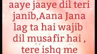 Janib lyrics-arijit Singh