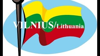 Lithuania-Vilnius (Baltic States) 2016
