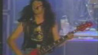 RAVEN - lay down the law *metal band 80's*