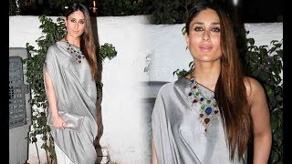 Kareena Kapoor Oops Moment At Ki And Ka Movie Success Party