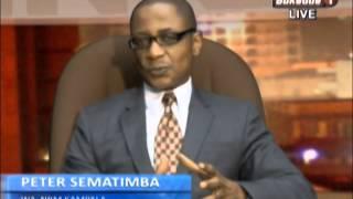 Akabbinkano: Sematimba Tukule mu bigambo by'obufuzi