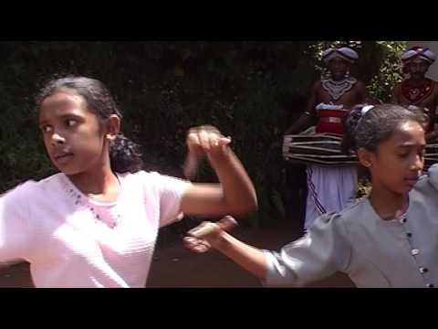 Young Sri Lankan Dancers