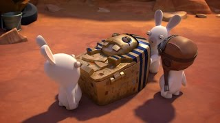 Rabbids Invasion - The Curse of Rabbidkhamun