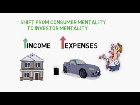 रिच डैड पुअर डैड : क्यों कुछ ही लोग अमीर बन पाते है? कारण जानिए ये विडियो देखकर by seeken