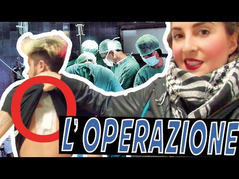 L'OPERAZIONE DI LUCA!
