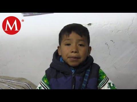 Xxx Mp4 Entrevista A Yuawi López El Niño De La Canción Movimiento Naranja 3gp Sex