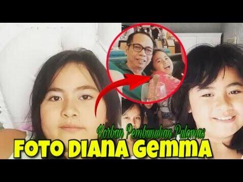 Foto Diana Gemma Anak Korban Perampokan & Pembunuhan S4dis di Pulomas