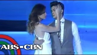 It's Showtime: Anne, Vhong in Dirty Dancing number