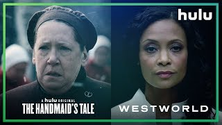 The Handmaid's Tale and Westworld - Two Worlds. One Premiere Week - Aunt Lydia and Maeve