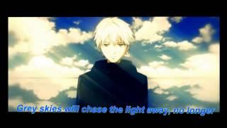 Tokyo Ghoul AMV - Angel fall(nightcore)[Breaking Benjamin]