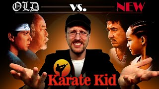 Old vs New: Karate Kid - Nostalgia Critic