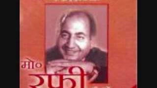 Film Sangeeta, Year 1950, Song Sab kuch chappar phad ke by Rafi Sahab & Chitalkar.flv