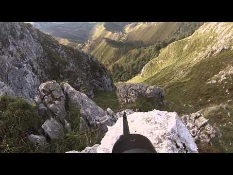 Lance jabali en Asturias