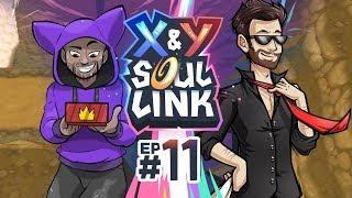 A HUNTING WE WILL GO | Pokémon X & Y Soul Link Randomized Nuzlocke w/ TheKingNappy Ep 11