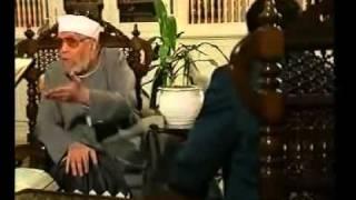 حكم ترك الصلاة و تفسير الحسد مع الشيخ شعراوي.rmvb