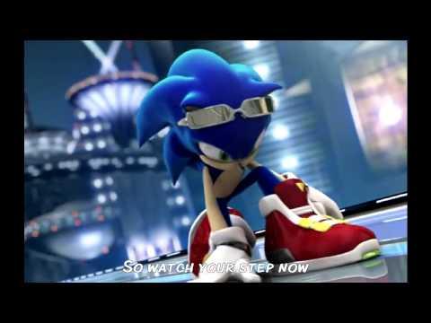 Sonic: His World (Zebrahead Ver.) [With Lyrics]