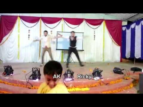 Sangeet performance Ak & Ricky @$@