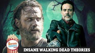 Insane Walking Dead Fan Theories!