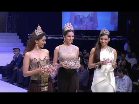 Miss India 2015   Sub Contest Crowning Ceremony Show Full Video!