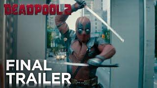 Deadpool 2 | Official HD Trailer #2 | 2018