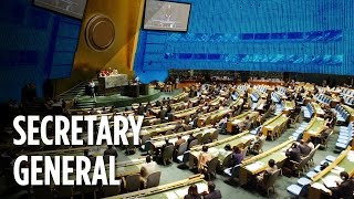 What Does The UN Secretary-General Actually Do?