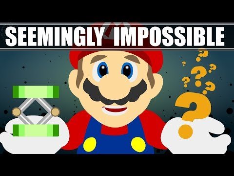 7 Seemingly Impossible Levels in Super Mario Maker.