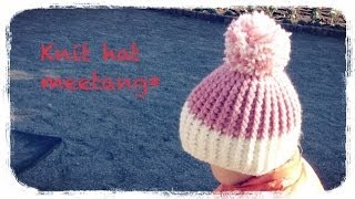 Download 引き上げ編みのニット帽の編み方How to crochet a knit hat by meetang 3Gp Mp4
